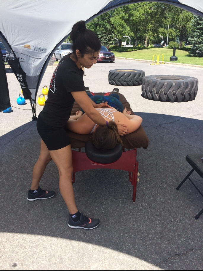 Montreal Massage therapy west island